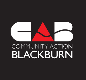 <span>Community Action Blackburn branding and promotions</span><i>→</i>
